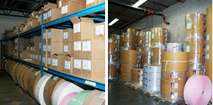 Riteway Business Forms & Digital Printing offers shipping and fulfillment