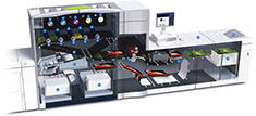 riteway's new digital printing capabilities with the Xerox CP1000 offerint variable data printing and clear dry ink