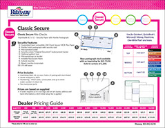 High Security Checks from Riteway Business Forms & Digital Printing